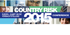 Coface Country Risk Conference 2015, 19. Mai 2015