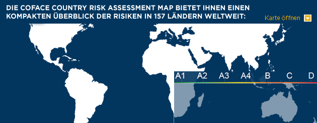 Country Risk Map ansehen